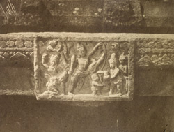 Iwullee. [Sculptured slabs from the Durga Temple, Aihole.] 2082